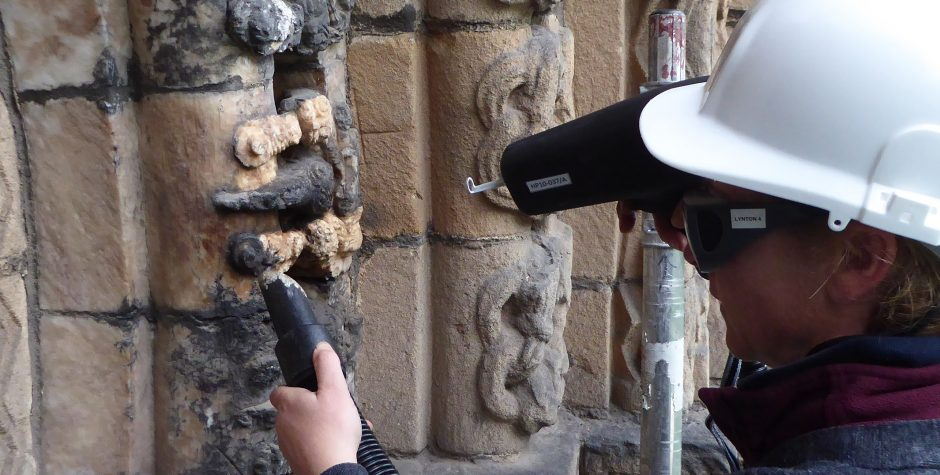 Calling all stone and plaster conservators