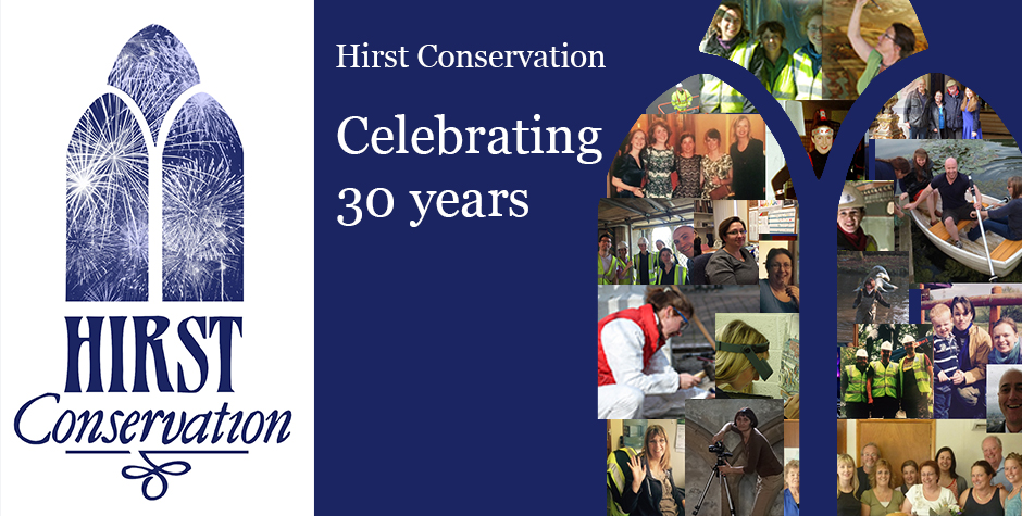 Celebrating 30 years of Hirst Conservation