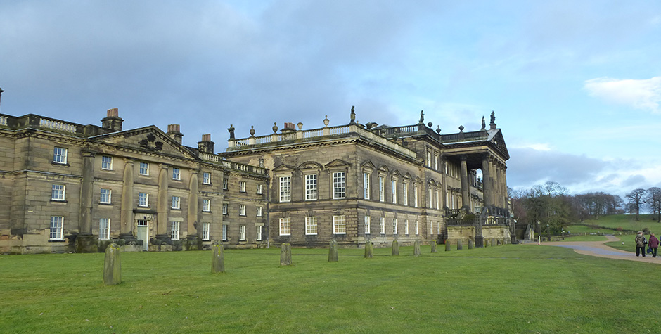 Wentworth Woodhouse: First Phase Investigations and Surveys