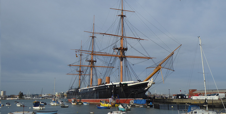 HMS Warrior: Uncovering the Last Victorian Iron Hulled Warship