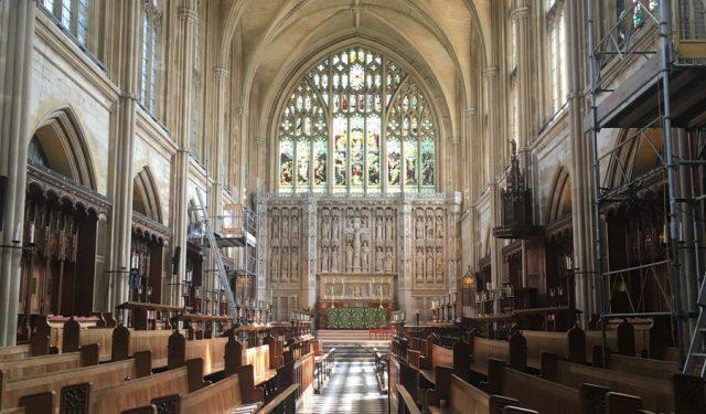 Fine Art – Cheltenham College Chapel