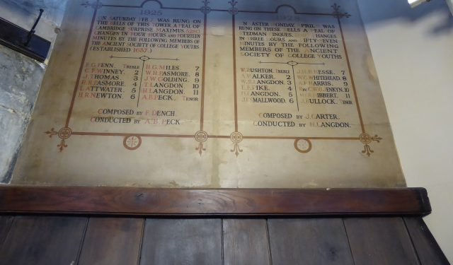 Bell Ringing Chamber, St Paul's Cathedral: Restoring Permeability and Stability