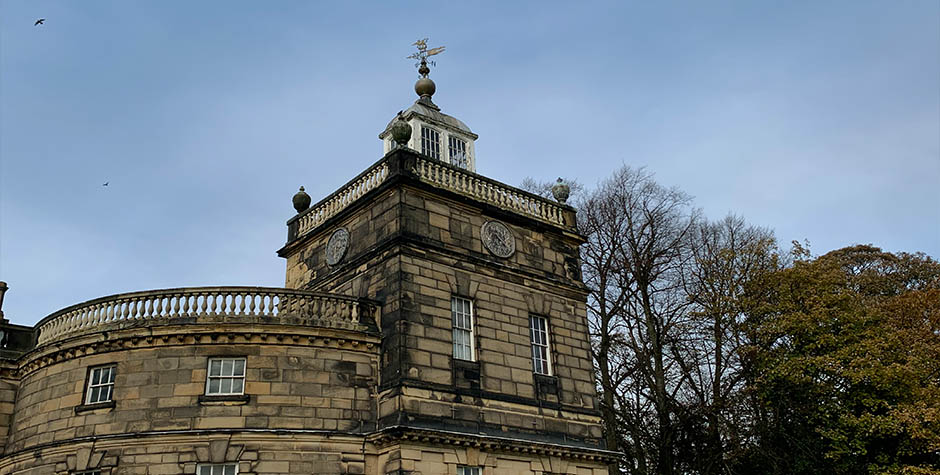 Wentworth Woodhouse – Going for Gold